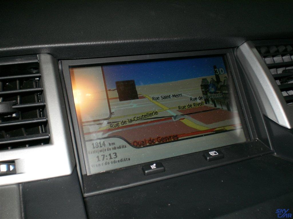 Navigacija za Land Rover, Sky Car rešenje