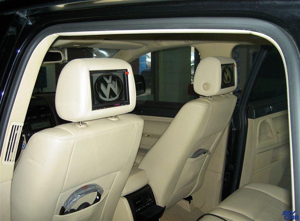 VW Touareg Alpine Multimedia