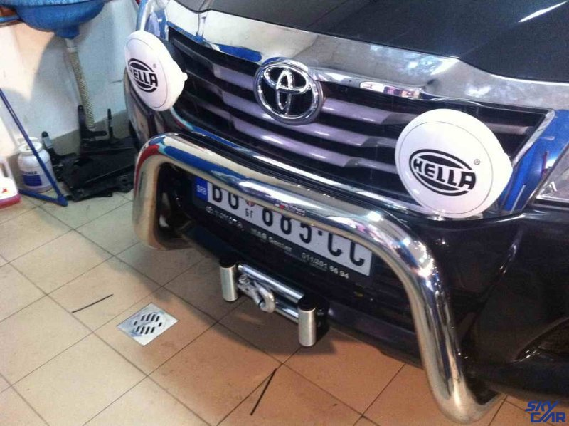 GoodWinch Toyota