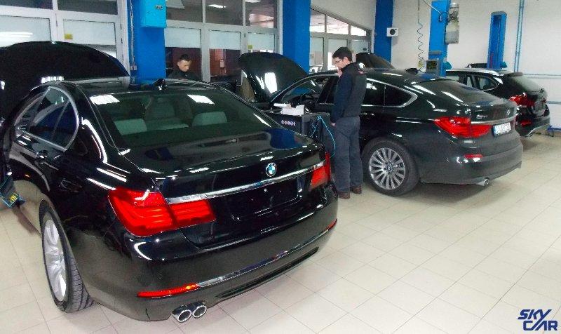 BMW day